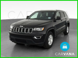 2017 Jeep Grand Cherokee Grand Cherokee Laredo E Sport Utility 4D Knee Air Bags ParkView Back-Up Camera Dual Air Bags Side Air Bags F