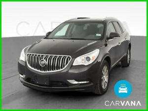 2017 Buick Enclave Enclave Convenience Sport Utility 4D Backup Camera Dual Air Bags Side Air Bags F