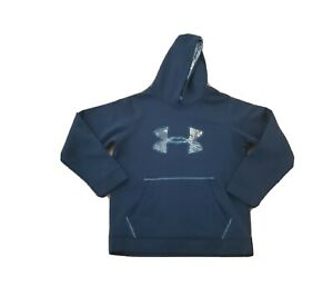 Under Armour Black Camo Hoodie Youth Large $15.99