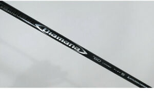 DIAMANA S LIMITED EDITION 2nd Gen 60 Stiff Flex SHAFT w TaylorMade Adapter