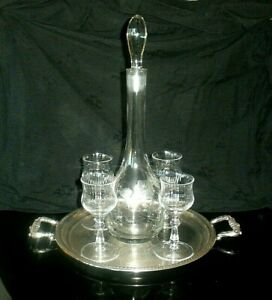 Crystal Wine Decanter Glass Stopper, 16-1/2