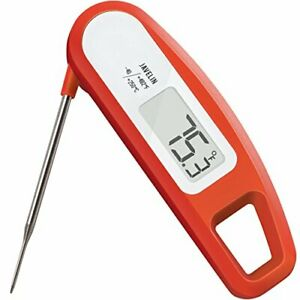 Internal Meat Thermometer Digital Instant Read Thermapen Meat Thermometer Large