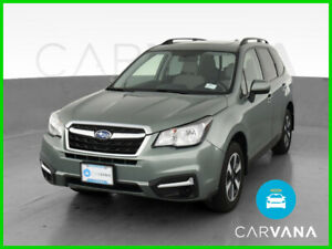2017 Subaru Forester Forester 2.5i Premium Sport Utility 4D ide Air Bags F