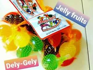 BEST PRICE. 25 Jelly Fruit Tik-Tok Candy Dely_Gely 25 Candy BIG BAG JELLIES!!!!