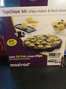 Mastrad Top Fat Free Homemade Chip Maker And Food Slicer