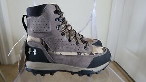 ⚡️Under Armour Speed Freek Bozeman 2.0 600G Camo Hunting Boots Womens US 10W NWT