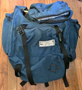 WILDERNESS EXPERIENCED BACKPACK CHATSWORTH CALIORNIA HIKINGCAMPING USED STRONG
