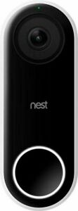 *OPEN BOX* Nest NC5100US Hello Smart Wi-Fi Video Doorbell Camera