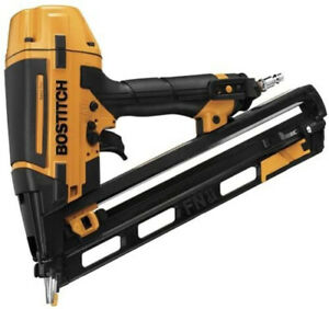 Bostitch BTFP72156 R Smart Point® 15 Ga Fn Style Angle Finish Nailer Kit Recon $139.00