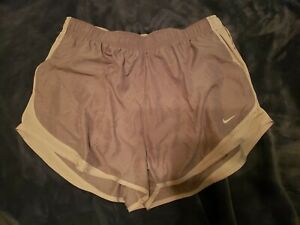 Nike Lined Running Athletic Shorts Mens Size 1X Dri fit gray $23.99