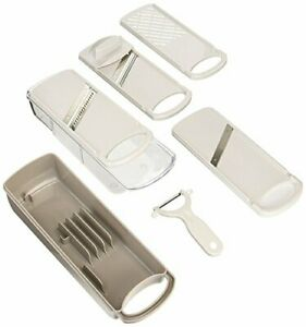 Derico Japanese Mandoline Slicer Set From Japan