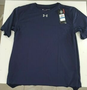 Under Armour UA Youth Boys Logo T Shirt Short Sleeve New Tags Attached $8.99