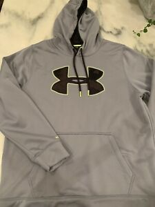 under armour Storm Hoodie Large Mens Camo $7.50