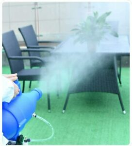 USA Supplier electric 110v disinfection sprayer ulv cold fogger virus machine