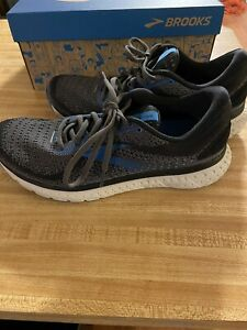 Brooks Running Shoes Mens Glycerin 18 Size 9.5 2E Wide Width $20.50