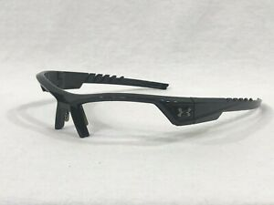 Under Armour Igniter 2.0 Mens Sport Wrap Sunglasses Frames Only Gloss Black $24.99