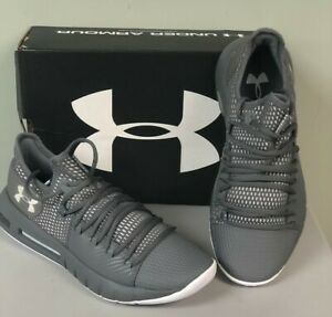 Size 11.5 New UA Under Armour Men's HOVR Havoc Low Basketball Shoes 3020618 101  $49.95