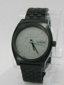 NIXON X STAR WARS TIME TELLER WATCH DEATH STAR