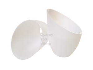 2 Pack Replacement Plastic Lamp Shade for Multi head Torchiere Floor Lamp $9.88
