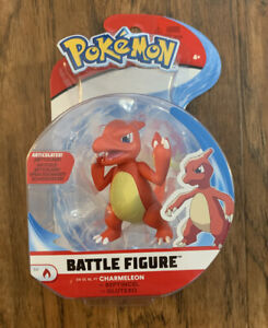 NEW Pokemon Battle Figure Charmeleon Wicked Cool Toys WCT FAST FREE SHIPPING $14.99