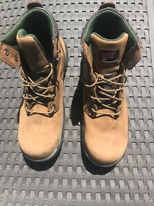 Size 14 safety toe Redwing Boots