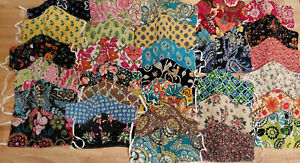 NEW Vera Bradley Inspired Face Masks Choose Your Print Mix Match $10.99