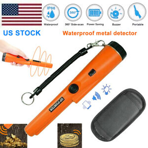 Waterproof Detector Pinpointer Metal Detector Pinpointer Pointer Probe Sensitive $20.98