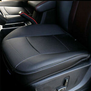 1Pc Luxury PU Leather 3D Full Surround Car Seat Protector Seat Cover Accessories $25.99