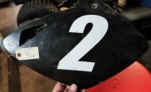 1999 KTM 250 Two Right Side Covers Panels Shroud 99 $25.00