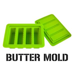 Butter Mold with Lid Make your own Butter