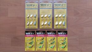 Lot of 30 Panther Martin Spinner Fishing Lures Lot NEW like kastmaster mepps