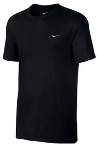Nike Mens Short Sleeve Embroidered Swoosh Active T Shirt $18.79