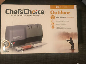 Chefs Choice Edge Craft Hybrid Knife Sharpener