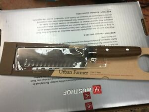 WUSTHOF URBAN FARMER 17 CM 7quot; NAKIRI FACTORY SEALED Fast Ship