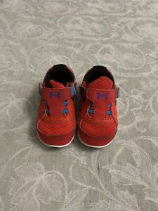 UNDER ARMOUR Toddler Surge 2 Sneaker Size US 3 $18.00