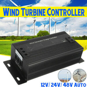 12V 24V 48V Wind Charge Controller Wind Turbine Generator Charge Contro EW $69.17