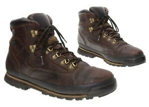 CABELAS Boots 12 EE Mens Brown Leather GORE TEX Lined HIKING Hunting Boots