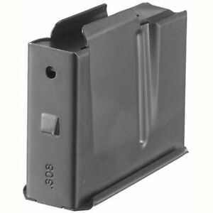 Ruger Scout Precision Rifle Magazine .308 Winchester 5 Rounds Steel Black 90352