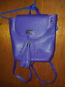 Monat products Purple Backpack Purse $15.00