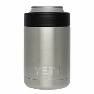 Yeti Rambler Colster quot;Best Koozie Everquot;Can and Bottle Holder Stainless No Sweat $14.99