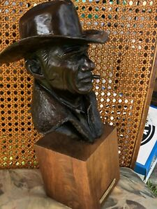 Bronze Sculpture Limited Edition #5 of 10 Signed by J. Norquist quot;Rancherquot; $475.00
