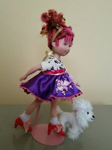 Madame Alexander Fancy Nancy and quot;THE POSH PUPPYquot; #47960 NICE $49.95