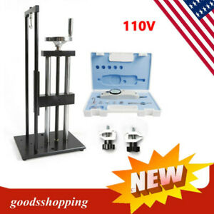VerticalScrew Test Stand with Push Digital Ruler for Digital Force Pull Push500N $186.25
