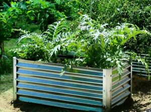 YardenBeds Metal Garden Bed Be Your Own Farmer And Get Growing $39.85