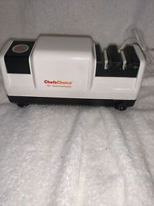 Chefs Choice Diamond Hone Sharpener Pro 100 Trizor Edge