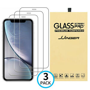 3X Tempered Glass Screen Protector For iPhone 13 12 11 Pro Max X XS XR 8 7 MINI $3.75
