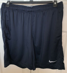 Nike Navy Dri Fit Shorts XXL $20.00