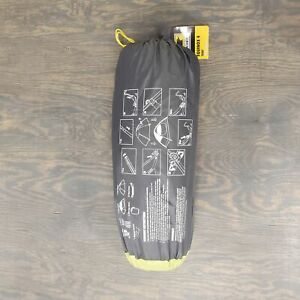 Mountainsmith Equinox 4 Person Tent Citron Used Good