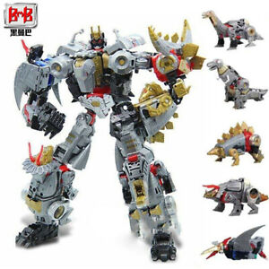 BMB Generations Power of the Primes Volcanicus Dinobot Alloy Version 5 in 1 $49.99