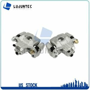 Rear Brake Calipers Kit For 2005 2006 2007 Toyota Avalon Limited 3.5L $82.04